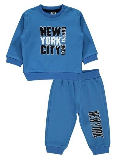 Civil Baby Kız Bebek Takım Renkli